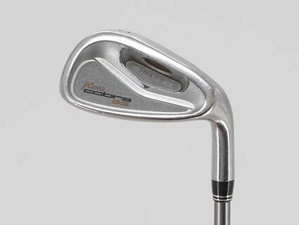 Cobra SS Oversize Single Iron Pitching Wedge PW Cobra Aldila HM Tour Graphite Regular Right Handed 36.0in