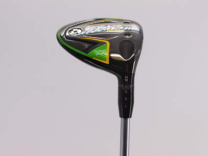 Callaway EPIC Flash Fairway Wood 7 Wood 7W 20° Project X Even Flow Green 45 Graphite Ladies Right Handed 41.75in