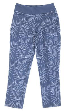 New Womens Adidas Cropped Pants X-Small XS Gray MSRP $85 DZ6389