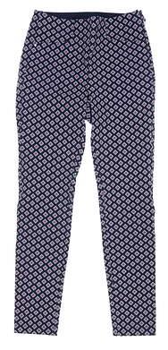 New Womens Ralph Lauren RLX Golf Pants 4 Multi MSRP $188