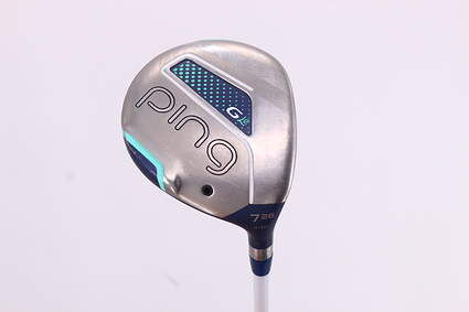 Ping G LE Fairway Wood 7 Wood 7W 26° ULT 230 Ultra Lite Graphite Ladies Right Handed 41.25in