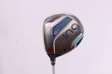 Ping G LE Fairway Wood 7 Wood 7W 26° ULT 230 Lite Graphite Ladies Left Handed 41.25in