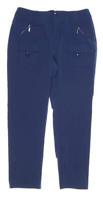 New Womens Jamie Sadock Pants 10 Moonlit MSRP $120 81323