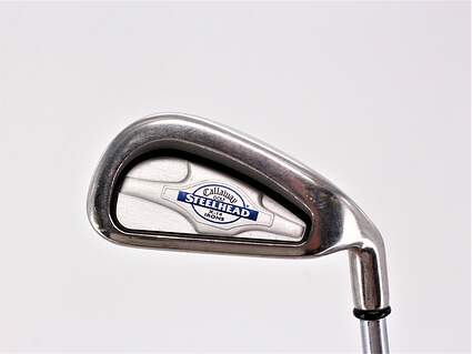 Callaway X-14 Single Iron 4 Iron Callaway Constant Weight Steel Steel Uniflex Right Handed 38.75in
