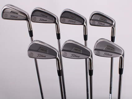 Titleist 735.CM FSS Iron Set 4-PW Dynamic Gold High Launch 300 Steel Regular Right Handed 37.5inTitleist