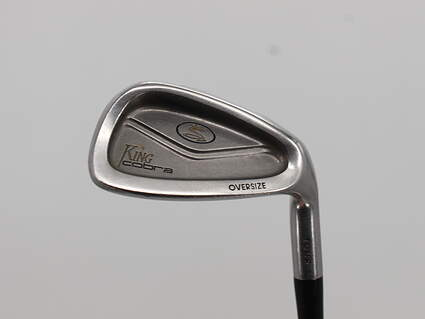 Cobra King Cobra Oversize Tour Single Iron Pitching Wedge PW Stock Steel Shaft Steel Regular Right Handed 36.25in
