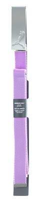 New Womens Puma Webbing Golf Belt OSFM Purple MSRP $25