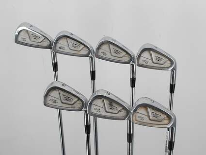 Mizuno T-Zoid EZ Comp Iron Set 4-PW True Temper Dynalite Gold Steel Regular Right Handed 37.75in