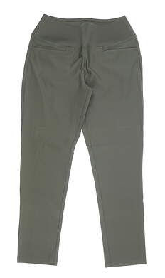 New Womens Puma PWRSHAPE Golf Pants Small S Thyme MSRP $80 595859 08