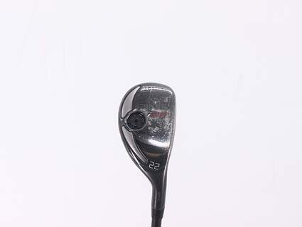 Ping I25 Hybrid 4 Hybrid 22° Ping PWR 80 Graphite Regular Right Handed 39.0in