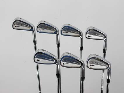 Nike VR Forged Pro Combo Iron Set 4-PW True Temper DG PRO S300 Steel Stiff Right Handed 37.5in
