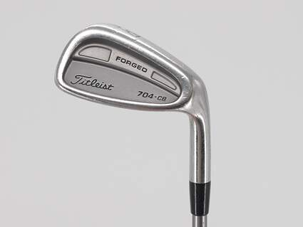 Titleist 704.CB Single Iron Pitching Wedge PW Titleist 4360 Graphite Regular Right Handed 35.5in