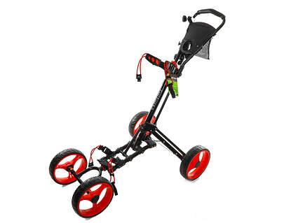 Fast Fold 9.0 4 Wheel Push Carts