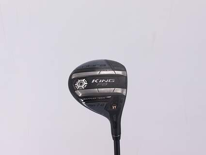 Cobra King F8 Fairway Wood 7-8 Wood 7-8W 21° Project X HZRDUS Yellow 75 6.5 Graphite Stiff Right Handed 41.75in