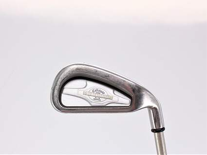 Callaway X-14 Single Iron 4 Iron Callaway Gems Graphite Ladies Right Handed 37.5in