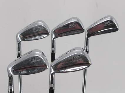 Wilson Staff FG17 Iron Set 6-PW True Temper Steel Regular Left Handed 36.5in