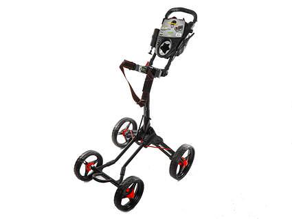Bag Boy Quad XL Push Carts