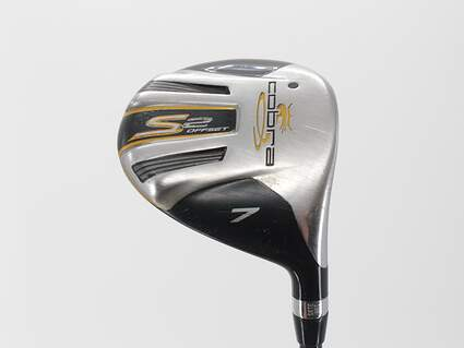 Cobra S2 OS Fairway Wood 7 Wood 7W Cobra Fit-On Max 65 Graphite Regular Right Handed 42.5in
