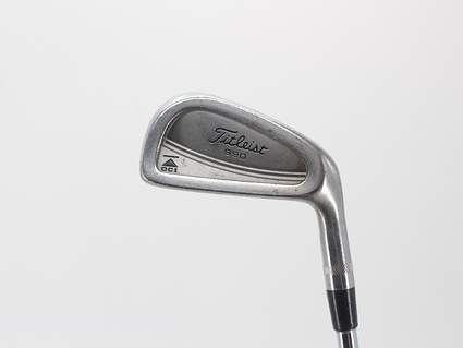 Titleist DCI 990 Single Iron 5 Iron Stock Steel Shaft Steel Stiff Right Handed 38.75in