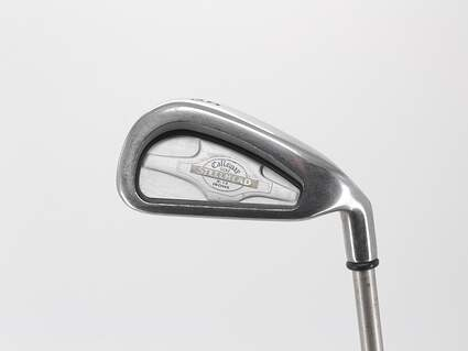 Callaway X-14 Single Iron 5 Iron Callaway Big Bertha 70g Graphite Regular Right Handed 37.0in
