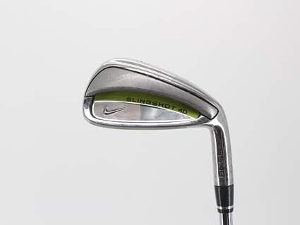 Nike Slingshot 4D Single Iron 6 Iron True Temper Super Light Steel Stiff Right Handed 37.75in
