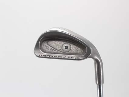 Ping Eye 2 Single Iron 6 Iron Ping Karsten 101 By Aldila Steel Stiff Right Handed Black Dot 37.5in