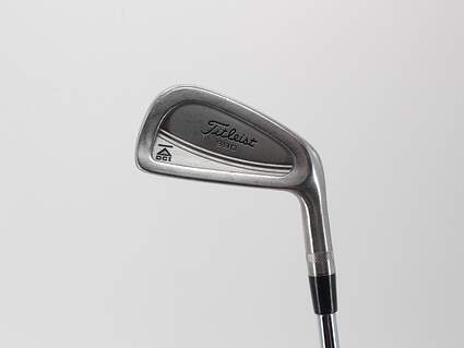 Titleist DCI 990 Single Iron 3 Iron True Temper Dynamic Gold Steel Stiff Right Handed 39.75in