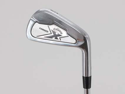Callaway X Forged Single Iron 5 Iron True Temper Dynamic Gold Steel Stiff Right Handed 37.75in