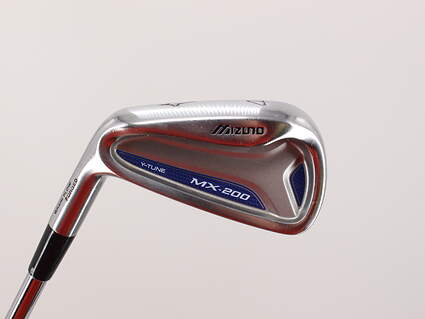 Mizuno MX 200 Single Iron 4 Iron 23° Dynamic Gold XP R300 Steel Regular Left Handed 38.5in