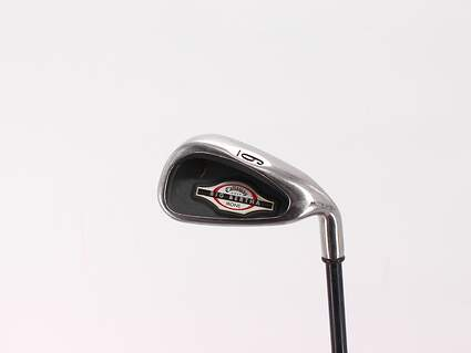 Callaway 2002 Big Bertha Single Iron 6 Iron Callaway RCH 75i Graphite Regular Right Handed 37.5in