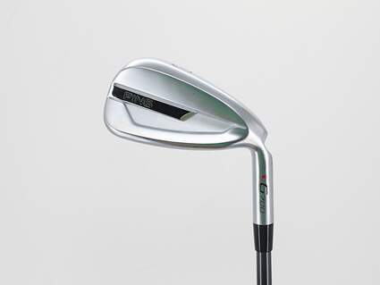 Ping G700 Single Iron 8 Iron Ping TFC 80i Graphite Ladies Right Handed Red dot 38.0in