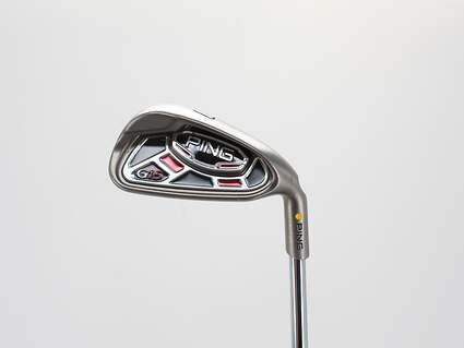 Ping G15 Single Iron 7 Iron Ping AWT Steel Regular Right Handed Yellow Dot 37.0in