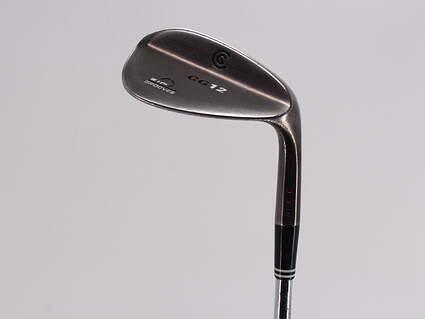 Cleveland CG12 Black Pearl Wedge Gap GW 52° True Temper Dynamic Gold Steel Wedge Flex Right Handed 35.5in