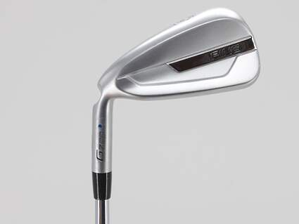 Ping G700 Single Iron 6 Iron AWT 2.0 Steel Stiff Left Handed Blue Dot 37.75in