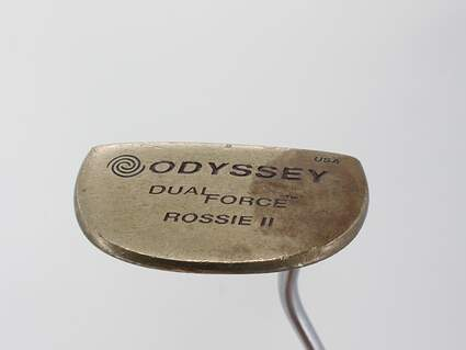 Odyssey Dual Force Rossie 2 Putter Steel Right Handed 32.5in