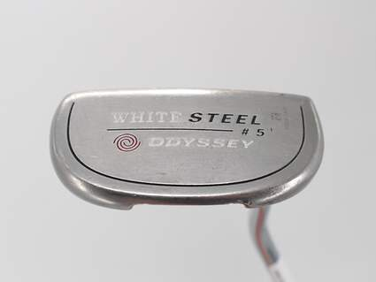 Odyssey White Steel 5 Putter Steel Right Handed 32.5in