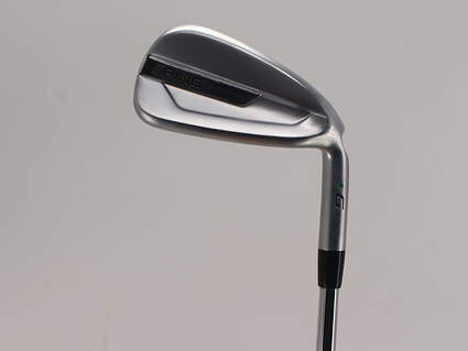 Ping G700 Single Iron 7 Iron FST KBS Tour Steel Stiff Right Handed Green Dot 37.25in