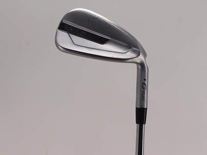 Ping G700 Single Iron 7 Iron True Temper Dynamic Gold R300 Steel Regular Right Handed Black Dot 37.25in