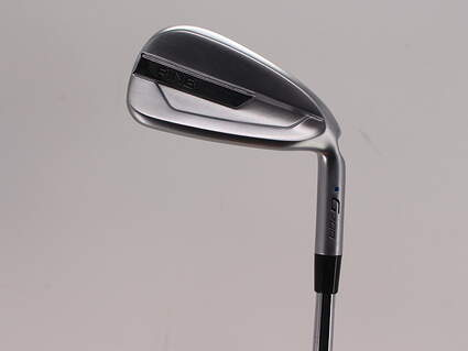 Ping G700 Single Iron 7 Iron AWT 2.0 Steel Stiff Right Handed Blue Dot 37.25in