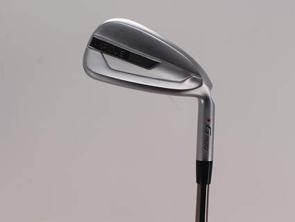Ping G700 Single Iron 7 Iron UST Recoil 780 ES SMACWRAP Graphite Regular Right Handed Red dot 37.25in