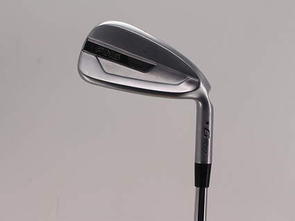 Ping G700 Single Iron 7 Iron AWT 2.0 Steel Stiff Right Handed Black Dot 37.25in
