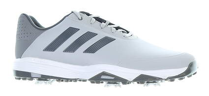New Mens Golf Shoe Adidas Adipower Bounce Wide 11 Gray MSRP $100 F33783