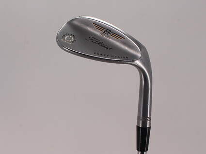 Titleist Vokey Spin Milled SM4 Chrome Wedge Sand SW 56° 11 Deg Bounce Nippon NS Pro 1150 Steel Stiff Right Handed 35.5in