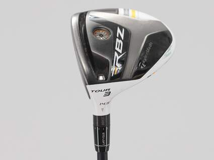 TaylorMade RocketBallz Stage 2 Tour TP Fairway Wood 3 Wood 3W 14.5° TM Matrix RUL 80 TP Graphite Stiff Left Handed 43.5in