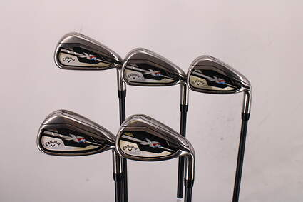 Callaway XR Iron Set 6-PW Project X SD Graphite Regular Right Handed 37.75in