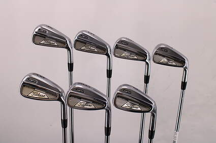 Titleist AP2 Iron Set 4-PW Project X 5.5 Steel Regular Right Handed 38.25in