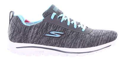 New Womens Golf Shoe Skechers GOwalk Sport 7.5 Black MSRP $65 17008/BKBL