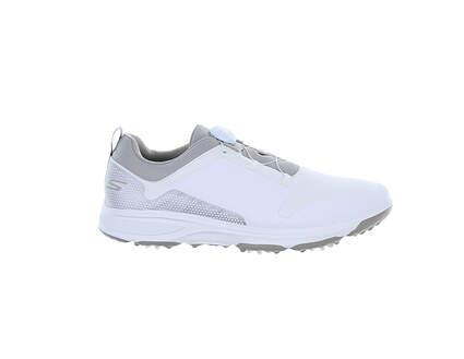 New Mens Golf Shoe Skechers Go Golf Torque Twist 9.5 White/Grey MSRP $110 54551/WGY