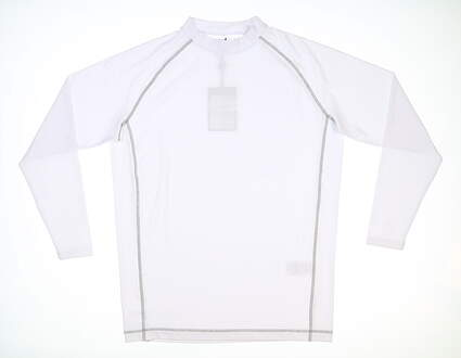 New Womens Footjoy Performance Base Layer Large L White MSRP $60 32393
