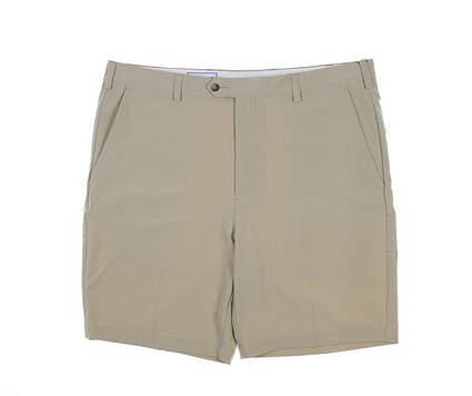 New Mens DONALD ROSS The Walker Shorts 40 Khaki MSRP $105 DR700-120